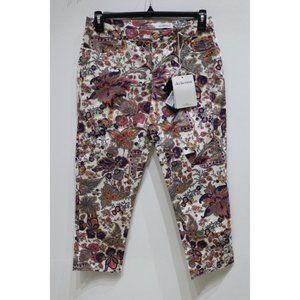 NWT Jeckerson women's 30 mid rise ankle pants golf